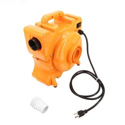 4128100p Cyclone Vacuum Blower 3hp 120v