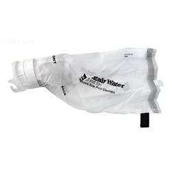Eu16 Fine Mesh Bag Velcro Brand Fastener White