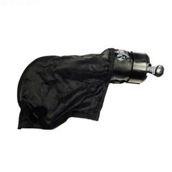 K18 Polaris Sand Silt Velcro Bag Black