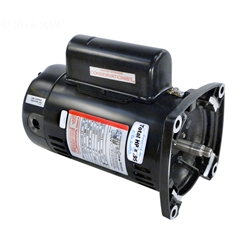 Uqc1072 3 4hp energy efficient up rated pool pump motor 48y for Energy efficient pool pump motors