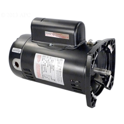 Uqc1102 1hp energy efficient up rated pool pump motor 48y for Energy efficient pool pump motors