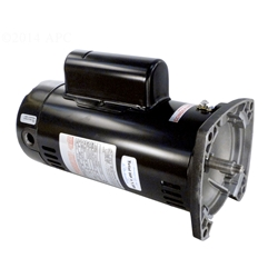 Uqc1152 1 1 2hp energy efficient up rated pool pump for Energy efficient pool pump motors