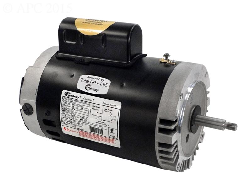 Pool pump motors 56 frame for 56 frame motor shaft size