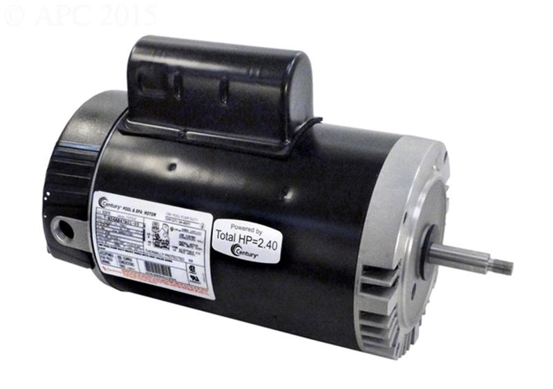 Energy Efficient 2 Speed Pool Pump Motors 56 Frame