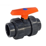 2 Way Ball Valve 1.5In Skt
