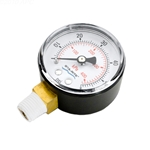 15060-0000T | Pressure Gauge Bottom Mount