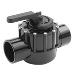 263059 | FullFloXF 2-Way Diverter Valve CPVC 2-1/2 Inch