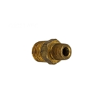 .25In X 1/8In Mpt Brass Reducer
