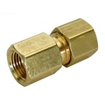 .25In X 1/8In Fpt Brass Connector