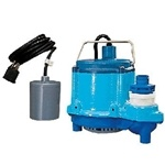 2760 Gph 115V Big John Sump Pump Automatic