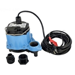 2750 Gph 115V Big John Sump Pump