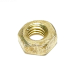 M4Xo.7 Brass Hex Nut Ms (