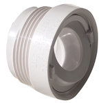 ASD101 |  Extender Return Fitting White