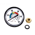 Pressure Gauge Kit W/ Nut