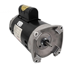 B2849 | 1-1/2HP Full-Rated Pool Pump Motor 56Y Square Flange