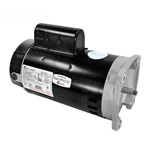 B2983 | 1-1/2HP High Efficiency 2 Speed Pool Pump Motor 56Y Square