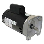 B985 | 2HP High Efficiency 2 Speed Pool Pump Motor 56Y Square