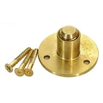 Brass Wood Deck Anchor