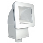Front Access Skimmer White