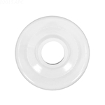 25553-400-000 | Directional Eyeball with Flange White