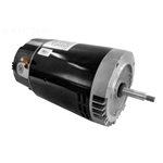 1Hp Threaded Shaft Motor