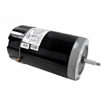 2Hp Threaded Shaft Motor