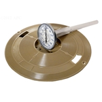 L1B | Skimmer Lid with Thermometer - Beige
