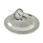 L1G | Skimmer Lid with Thermometer - Grey