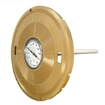 L6B | Skimmer Lid with Thermometer - Beige