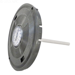 L6G | Skimmer Lid with Thermometer - Grey