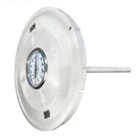 L6W | Skimmer Lid with Thermometer - White