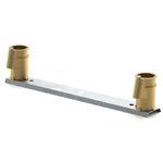 PC-4020-BC | 4 Inch Pool Ladder Anchor Sockets on Bar
