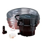 300 Gph 115V Pool Cover Pump With Tubing