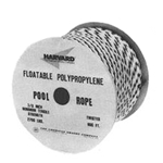 .5In Poly Rope Per Foot Blue White