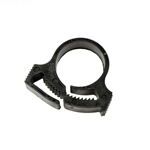 B16 | Sweep Hose Attachment Clamp Black