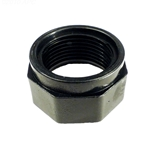 D16 | Feed Hose Nut Black
