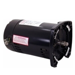 Q3102 | 1 Hp 3 Phase Square Flange Motor
