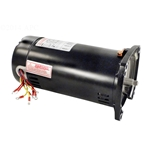 Q3202 | 2 HP 3 Phase Square Flange Motor
