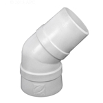 R0532500 | 45 Degree Weir Elbow
