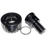 R0552000 | Gauge Tank Adapter with O-ring and Union