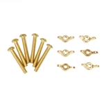 R221166 | Brass Bolts And Wing Nuts