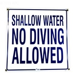 R233800 | South Carolina No Diving Sign