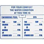 R234500 | Virginia Pool Water Condition Sign