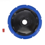 RCX341113BKBL | Wheel Rim and Tire Black|Blue
