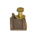 SPX0392BA | Brass Wedge with Bolt and Washer