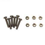 SPX0710Z1A | Cover Screw with Nut