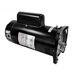 SQS1152R | 1-1/2HP Energy Efficient 2 Speed Pool Pump Motor 48Y Frame