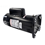 SQS1202R | 2HP Energy Efficient 2 Speed Pool Pump Motor 48Y Frame