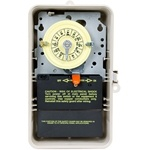 125V Time Clock Spst Beige