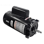 UCT1102 | 1HP Up-Rated Pool Pump Motor 2 Compartment 56C-Face